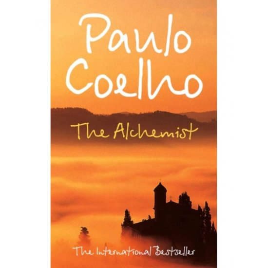 Alchemist Paulo Coelho - UK Edition - Paperback