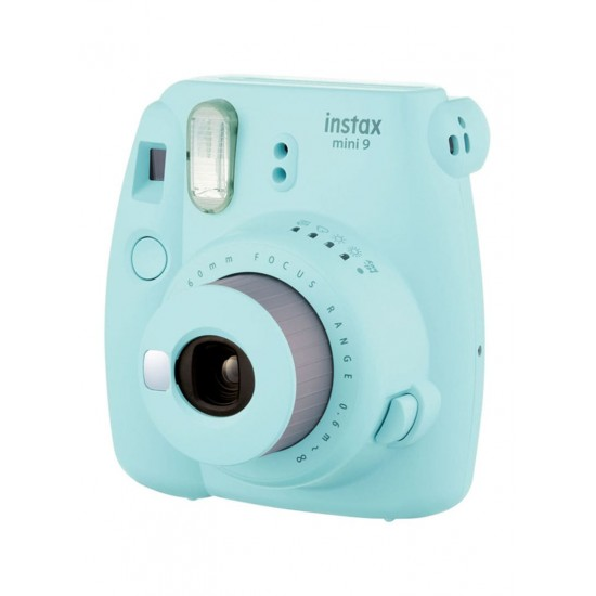 Fujifilm Instax Mini 9 Instant Camera 14 MP With 10 Sheet Mini Film