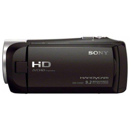 Sony HDR-CX405 Handycam with Exmor R CMOS Camcorder Black