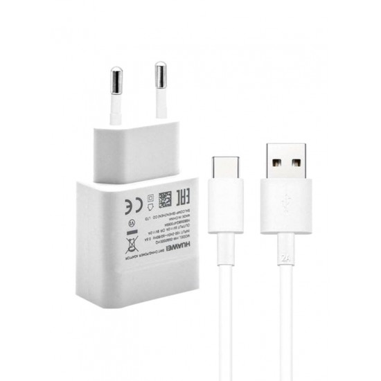 HUAWEI Type-C Mobile Phone Charger White