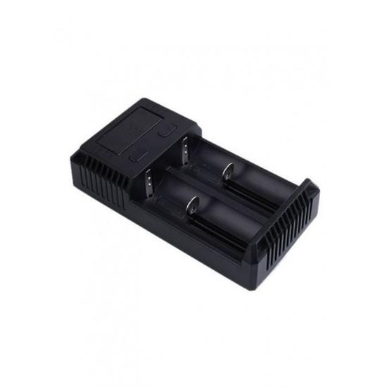 Nitecore Intellicharger i2 Battery Charger Black/Yellow