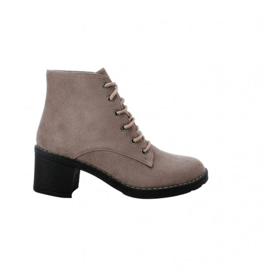 Silvio Torre Suede Leather Ankle Boots