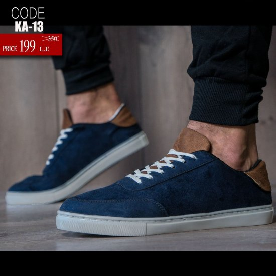 Flat Casual Shoes For Men iB13