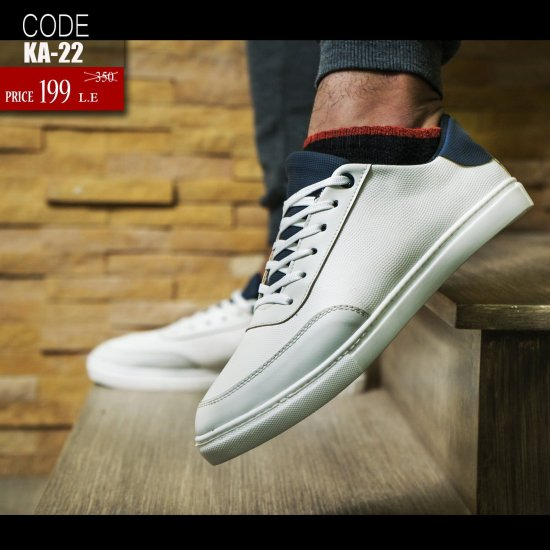 Flat Casual Shoes For Men iB22