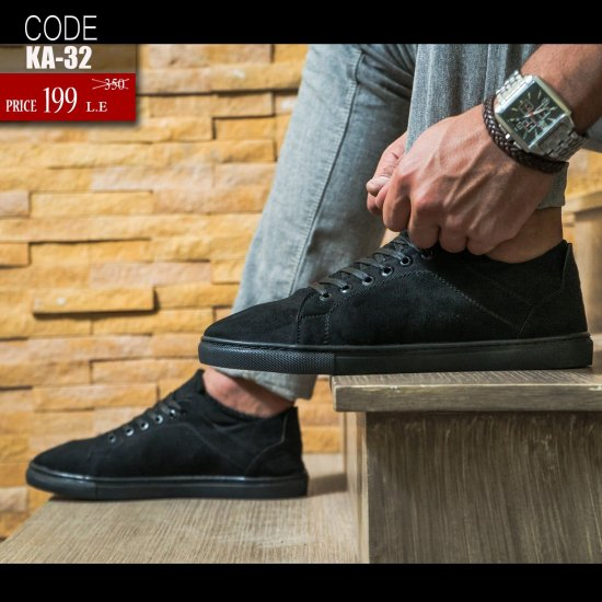 Flat Casual Shoes For Men iB35