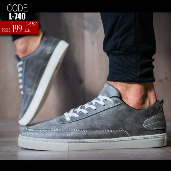 Flat Casual Shoes For Men iB44