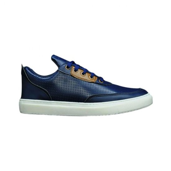 Roma Lace-Up Low Top Sneakers