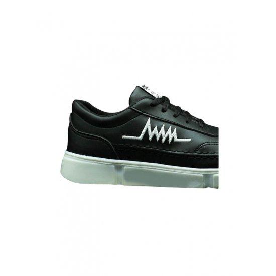 Roma Zigzag Low Top Sneakers