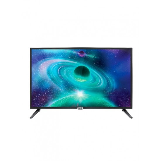 Gold 40-Inch HD LED TV Black