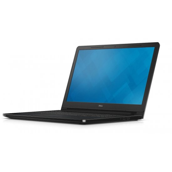 Dell Inspiron 3567 Laptop - Intel i3-6006U, 2.0GHz 4GB 1 TB, 15.6 Inch, Eng - Ar Keyboard, DOS, Black