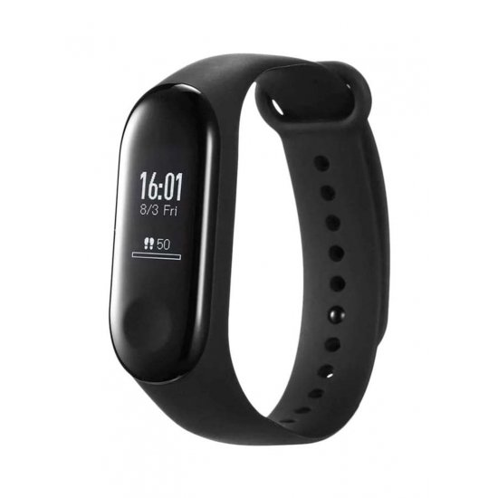 Xiaomi - Mi Band 3 Fitness Tracker Black