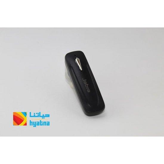 Wireless Music Earphone Calls Stereo Single Ear - Black