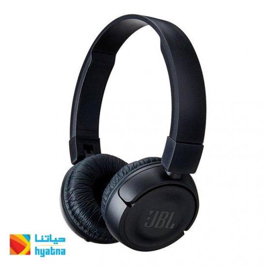 JBL On-Ear Bluetooth Headphones, Black - T450BT