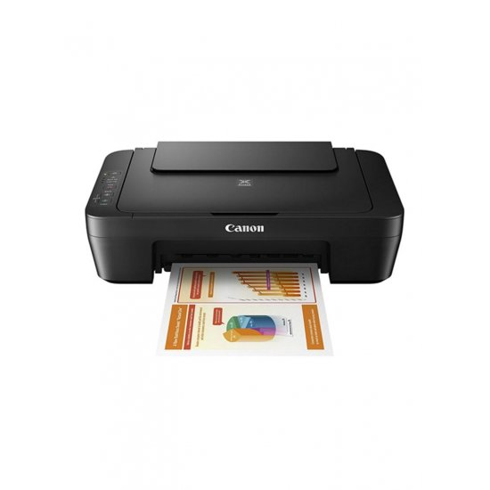 Canon Pixma Multifunction All-In-One Printer Black - MG2540S