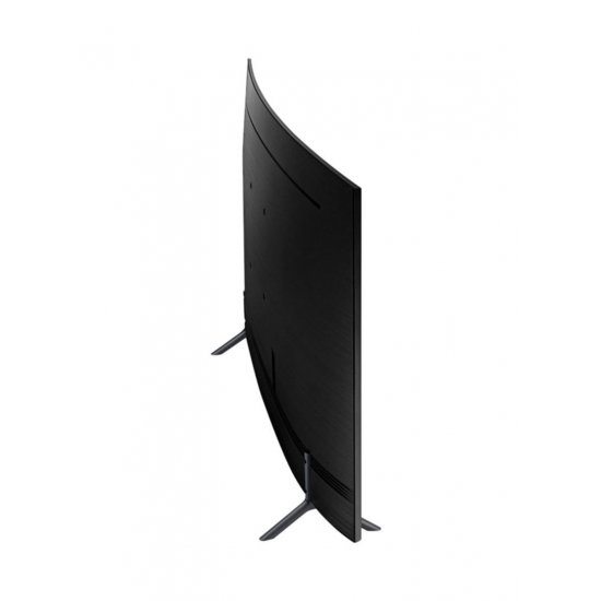 Samsung 55-inch Smart 4k Curved LED TV With Built In Receiver UA55RU7300SXEG Charcoal Black