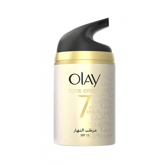 Olay Total Effects 7 In 1 Anti-Ageing Day Moisturiser 50 ml